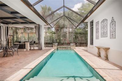 Naples Single Family Home For Sale: 2191 Residence Cir