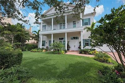 Naples FL Single Family Home For Sale: $1,795,000