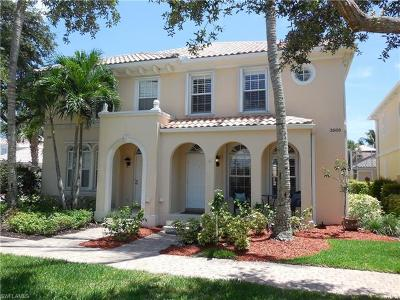 Lely Island Estates Condo/Townhouse For Sale: 3568 Islandwalk Cir