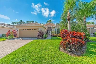 Naples Single Family Home For Sale: 8558 Gleneagle Way