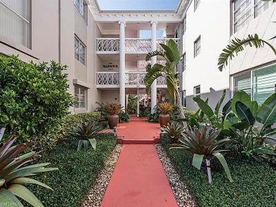 Naples Condo/Townhouse For Sale: 280 2nd Ave S #102