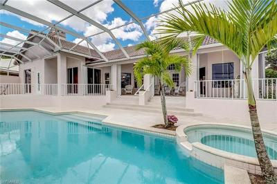 Fort Myers Single Family Home For Sale: 5070 Harborage Dr