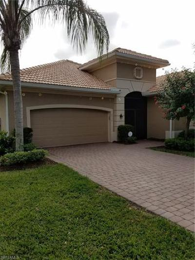 Collier County Single Family Home For Sale: 6932 Bent Grass Dr