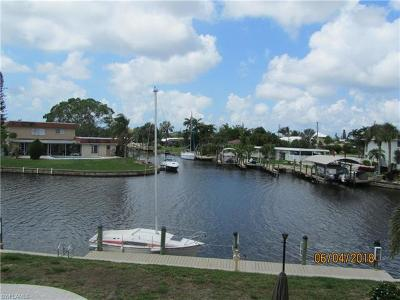 Cape Coral Condo/Townhouse For Sale: 632 Victoria Dr #206