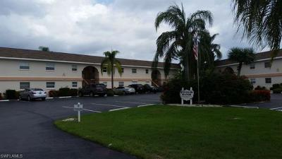 Cape Coral Condo/Townhouse For Sale: 828 Victoria Dr #A6