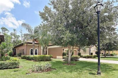 Fort Myers Single Family Home For Sale: 8651 Mercado Ct