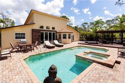 Naples Single Family Home For Sale: 6060 Star Grass Ln