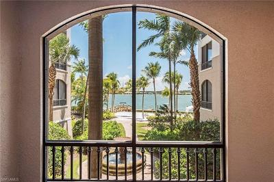 Miromar Lakes Condo/Townhouse For Sale: 10721 Mirasol Dr #205