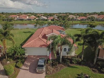 Estero Single Family Home For Sale: 19558 Casa Bendita Ct