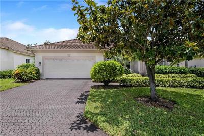 Naples Single Family Home For Sale: 168 Spring Lake Cir