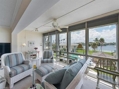 Naples Co-op For Sale: 3300 Gulf Shore Blvd N #309