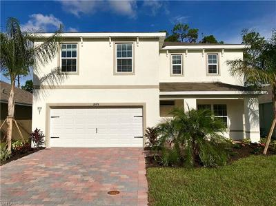 Bonita Springs Single Family Home For Sale: 26974 Wildwood Pines Ln