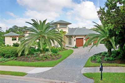 Naples FL Single Family Home For Sale: $1,429,000