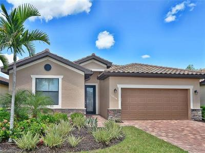 Estero Single Family Home Pending With Contingencies: 13554 San Georgio Dr