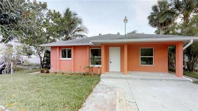 Bonita Springs Single Family Home Pending With Contingencies: 11608 McKenna Ave