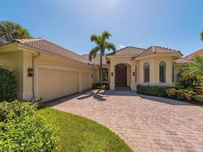 Estero Single Family Home For Sale: 10681 Glen Lakes Dr