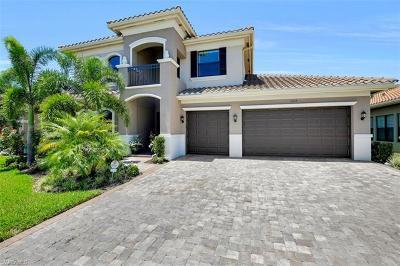Naples Single Family Home For Sale: 2914 Cinnamon Bay Cir