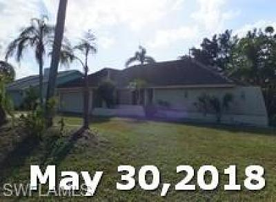 Collier County, Lee County Single Family Home For Sale: 2305 Kings Lake Blvd