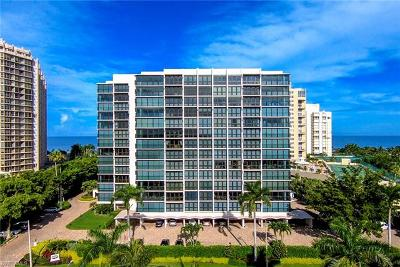 Allegro Condo/Townhouse For Sale: 4031 Gulf Shore Blvd N #3C