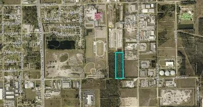 Fort Myers Residential Lots & Land For Sale: 4101 Canal St