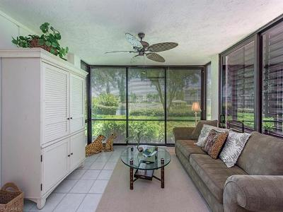 Naples Condo/Townhouse For Sale: 3121 Riviera Dr #B-102