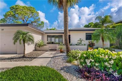 Naples Single Family Home For Sale: 69 Shores Ave