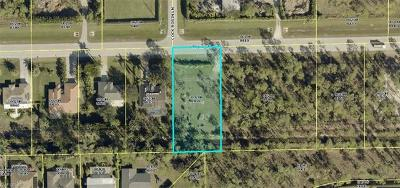 Bonita Springs Residential Lots & Land For Sale: 10460 Strike Ln