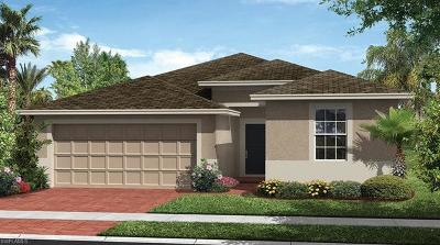 Cape Coral Single Family Home For Sale: 3497 Acapulco Cir