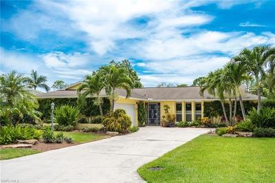 Naples Single Family Home For Sale: 4376 Beechwood Lake Dr