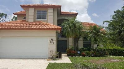 Naples Square Single Family Home For Sale: 685 Melville Ct