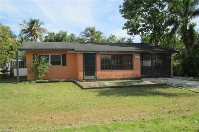 Naples Single Family Home For Sale: 2148 Jefferson Ave
