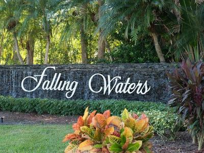Collier County Condo/Townhouse For Sale: 2365 Hidden Lake Ct #3