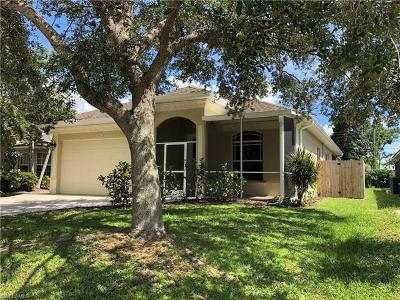 Naples Single Family Home For Sale: 828 106th Ave N