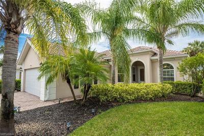 Naples Single Family Home For Sale: 2318 Heydon Cir W