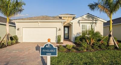 Naples Single Family Home For Sale: 14582 Tropical Dr