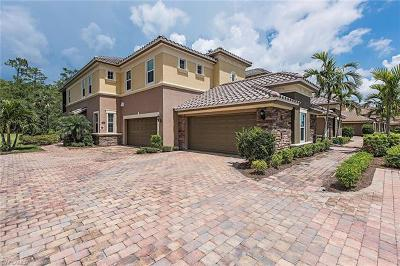 Naples Condo/Townhouse For Sale: 9546 Ironstone Ter #101