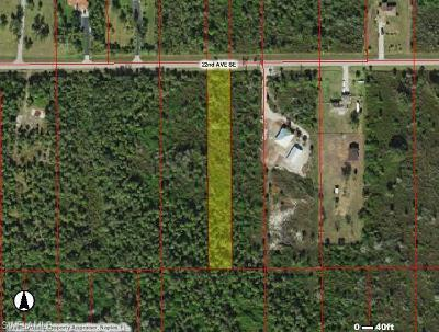 Naples Residential Lots & Land For Sale: 22 Ave SE