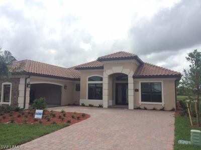 Bonita Springs Single Family Home For Sale: 17231 Cherrywood Ct