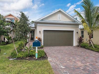 Naples Single Family Home For Sale: 14071 Nautica Ct