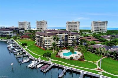 Marco Island Condo/Townhouse For Sale: 591 Seaview Ct #A-511
