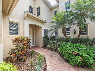 Naples Condo/Townhouse For Sale: 642 Vintage Reserve Cir #3-A