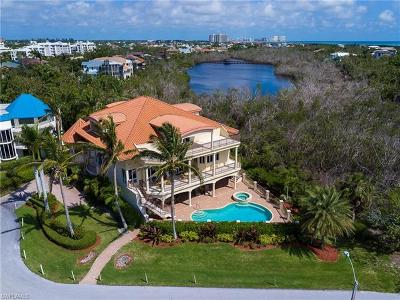 Marco Island Single Family Home For Sale: 161 S Beach Dr