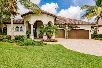 Naples, Bonita Springs, Estero Single Family Home For Sale: 9405 Italia Way