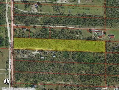 Naples Residential Lots & Land For Sale: X Dove Tree St