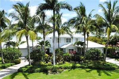 Naples FL Single Family Home For Sale: $2,995,000