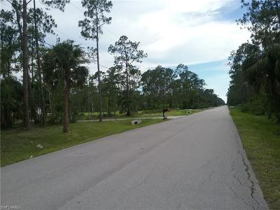 Collier County Residential Lots & Land For Sale: 4290 5th Ave NW