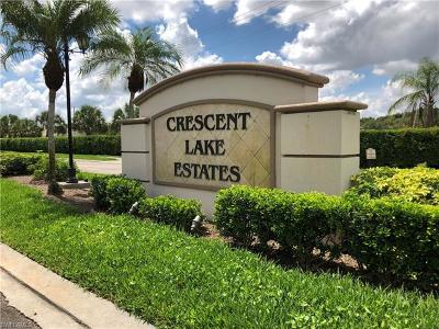Naples Condo/Townhouse For Sale: 9597 Crescent Garden Dr #D-101