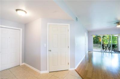Bonita Springs Condo/Townhouse Pending With Contingencies: 12341 Notting Hill Ln #26