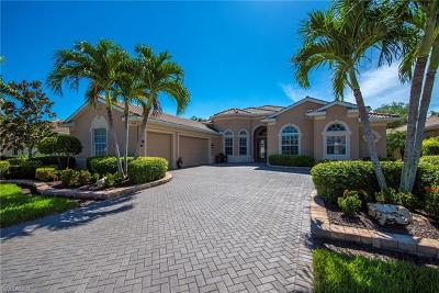 Estero Single Family Home For Sale: 19328 La Serena Dr