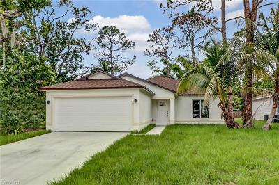 Bonita Springs Single Family Home For Sale: 27910 Vermont St